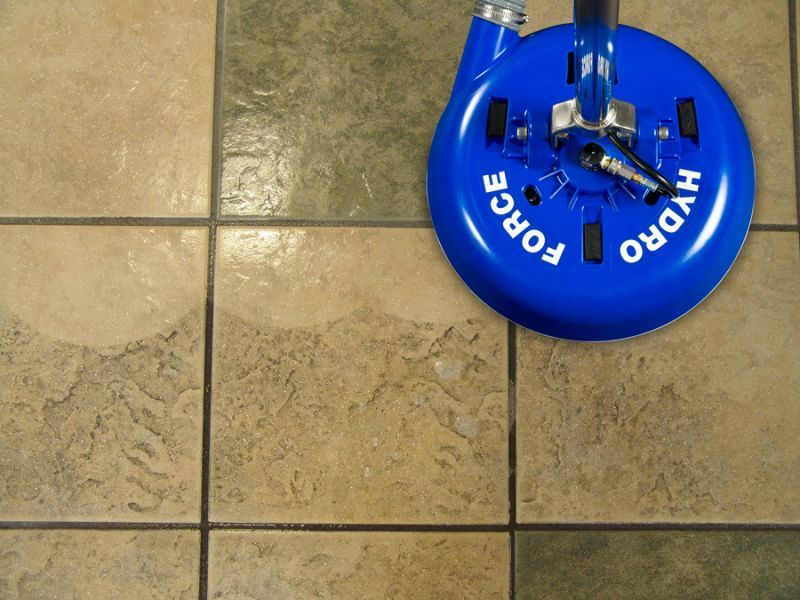 Residential and Commercial Tile Cleaning